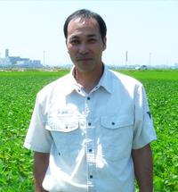 生産者・青木弘さん