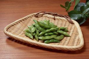 新潟の風土と相性の良い枝豆